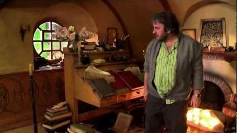 The Hobbit An Unexpected Journey - Production Video 3