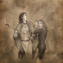 Haleth and caranthir by wollemisiss-d6omrty