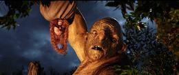 Bombur and a troll