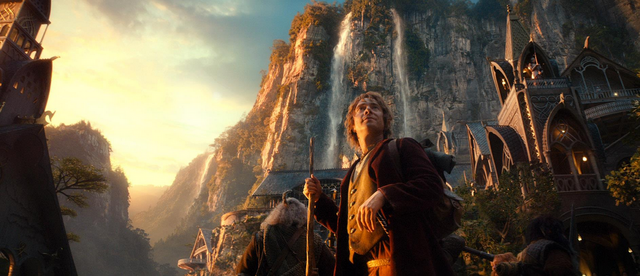 File:Bilbo in Rivendell - The Hobbit.PNG