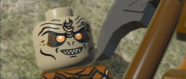 File:Lego lotr Orc at Gimli's mercy.PNG