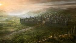 Arthedain's capital