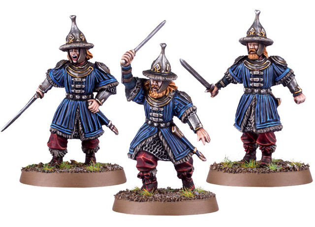 File:Hobbit Miniature Game - Lake-town Guard (Swordsmen) 1.jpg