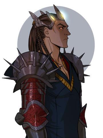 File:Melkor-Morgoth by Gerwell.jpg