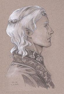 Jenny Dolfen - Olwe of Alqualonde
