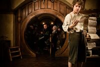Bag End- Bilbo Baggins2