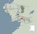 ANORIEN location map in middle earth.PNG