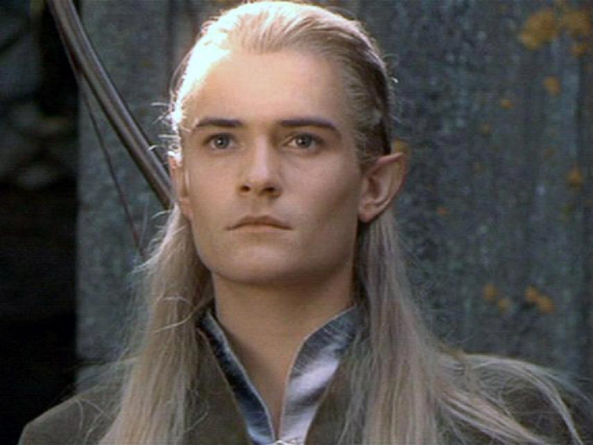 Legolas Lord Of The Rings Smile Legolas | Der Herr der...