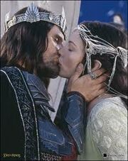 Aragorn and Arwen