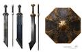 Erebor Short Sword and Shield for Regular Infantry