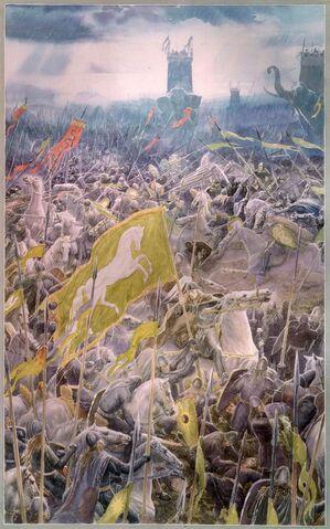File:Alan Lee - Battle of the Pelennor Fields.jpg