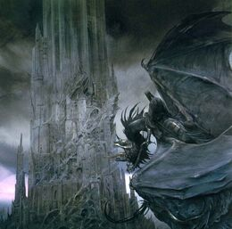 John Howe - The Dark Tower