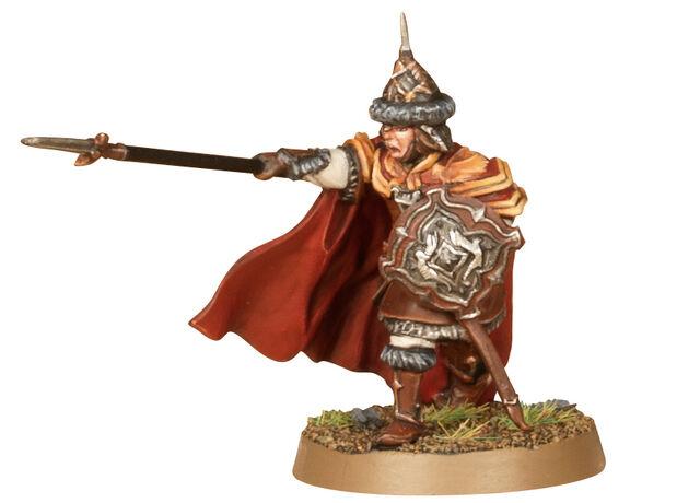 File:Hobbit Miniature Game - Warriors of Dale 6 (Spearmen).jpg