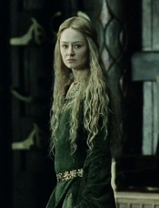 Miranda Otto as Eowyn