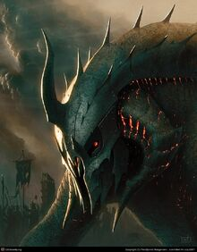 Gothmog the balrog's king