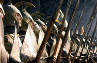 Noldor Warriors in film