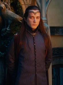 Lindir in The Hobbit