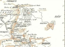 Map of Dorwinion