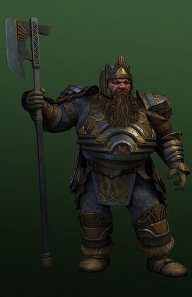 King Thorin III Stonehelm