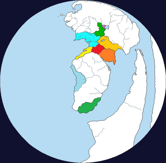Kin-Strife Map