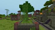 Tauredain village tree