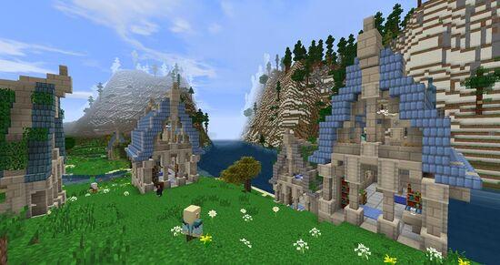 Rivendell houses