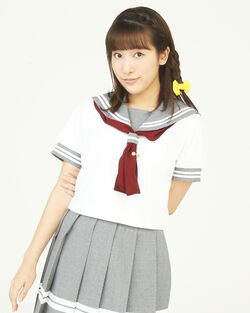 Seiyuu Character Profile - Inami Anju