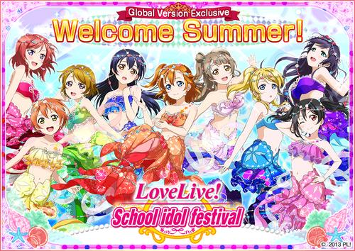 Lovelive School Idol Festival Main Story Chapter 1