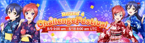 Challenge Festival Round 4 (EN)