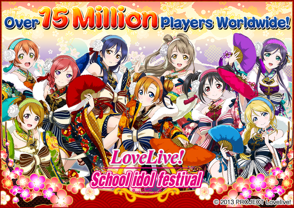 15 Million Players Worldwide (EN)