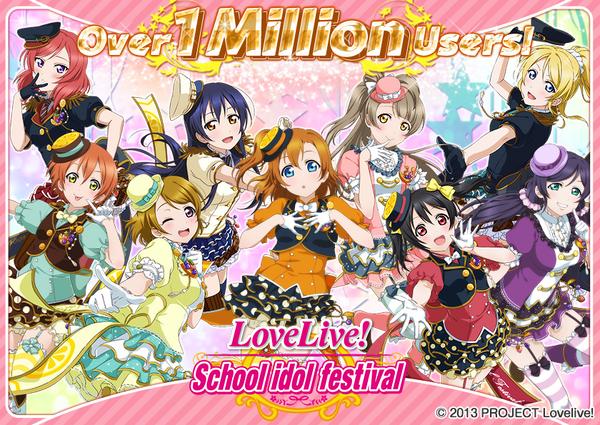 Over 1M Users! (EN)