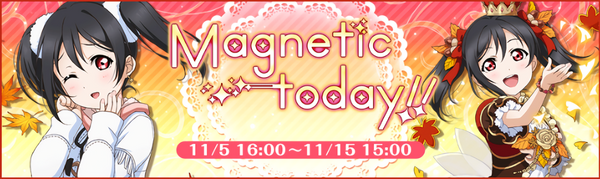 Magnetic today!! Event