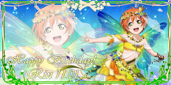 Happy Birthday, Rin! 2016
