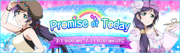 Promise of Today Event