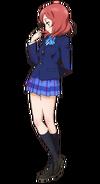 Nishikino Maki Character Profile (Pose 2)