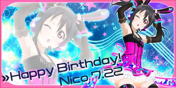 Happy Birthday, Nico! 2015