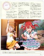 Dengeki G's Mag Sept 2017 Chika Ruby