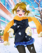 Hanayo S2 BD6 Cover Textless