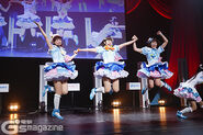 Doki Doki Sunshine Live 2nd Years Jump