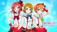 Maki Hanayo Rin BD Wallpaper