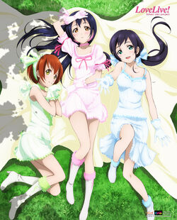 Lily white Dengeki G's Mag Aug 2011 Textless