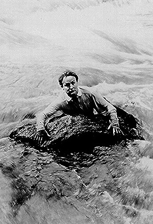 File:Houdini swims river in scene from The man from beyond (cropped).JPG