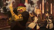 Asuna & Kirito Sword Art Online Ordinal Scale (11)
