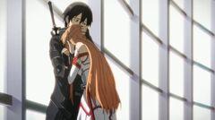 Asuna & Kirito S1E13 (4)