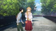 Asuna & Kirito Sword Art Online Ordinal Scale (20)