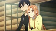 Asuna & Kirito S1E11 (2)