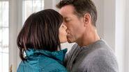 Cassie & Sam First Kiss S2E9