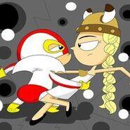 Kick y kendall bailando con el enemigo by kickbuttowski18-d62d8du