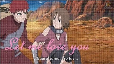 Naruto ▪「AMV」 ▪ Gaara & Matsuri ▪ Let me love you-0
