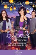 Good Witch Halloween Poster